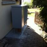 PAC LWD 90 chauffage et eau chaude